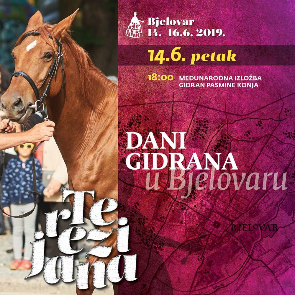 Terezijana 2019. program