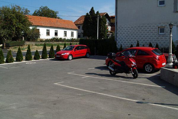 Privatni smještaj Mrak, Bjelovar